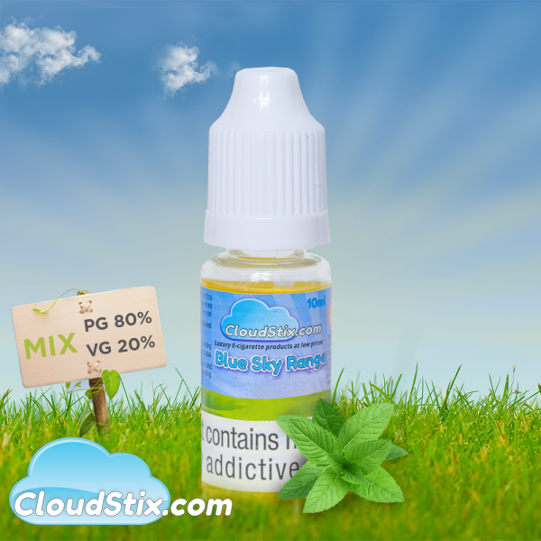 Double Mint E-Liquid