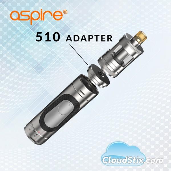 Aspire Zero G - 510 Adapter