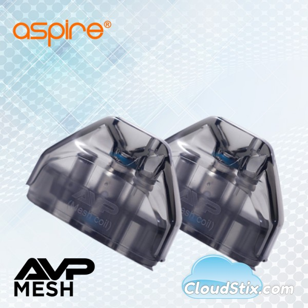 Aspire AVP Mesh Pods