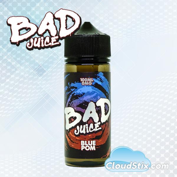 Bad Juice Blue Pom E Liquid