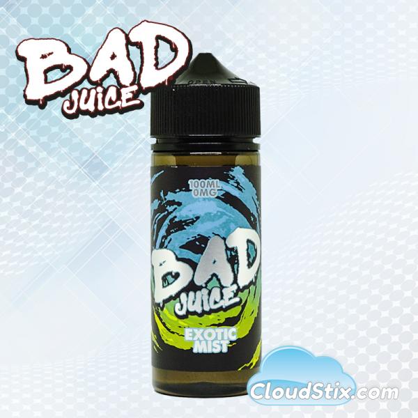 Bad Juice Exotic Mist E Liquid