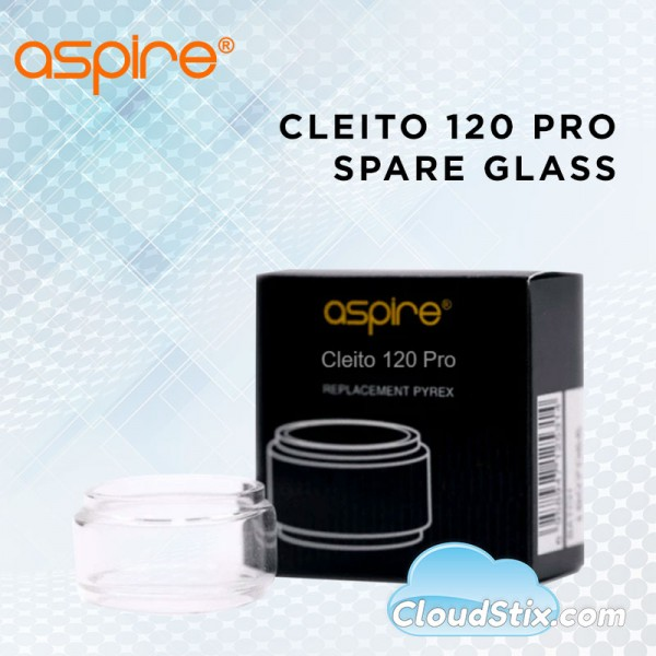 Cleito 120 Pro Bubble Glass