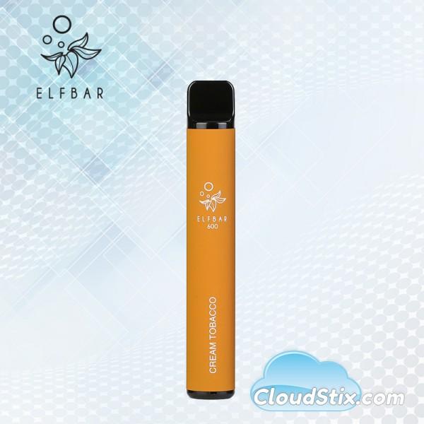 ELF Bar Cream tobacco