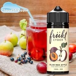 Red Apple Plum Cider