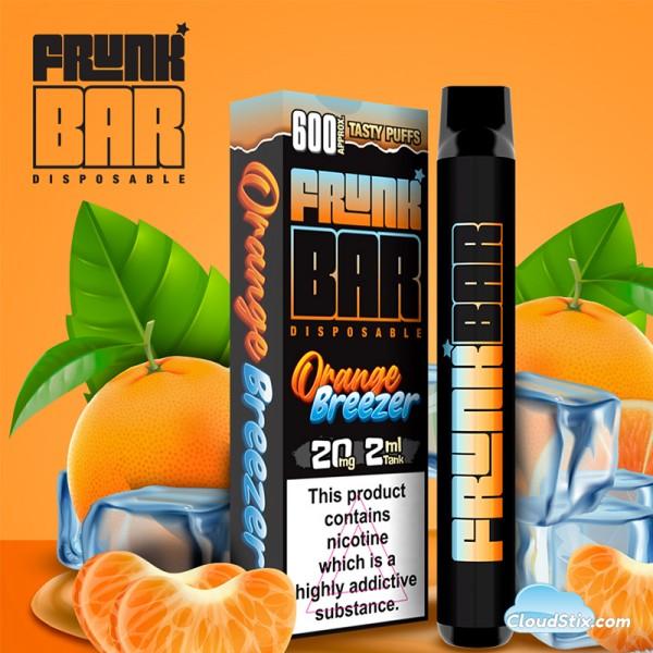 Frunk Bar Orange Breezer