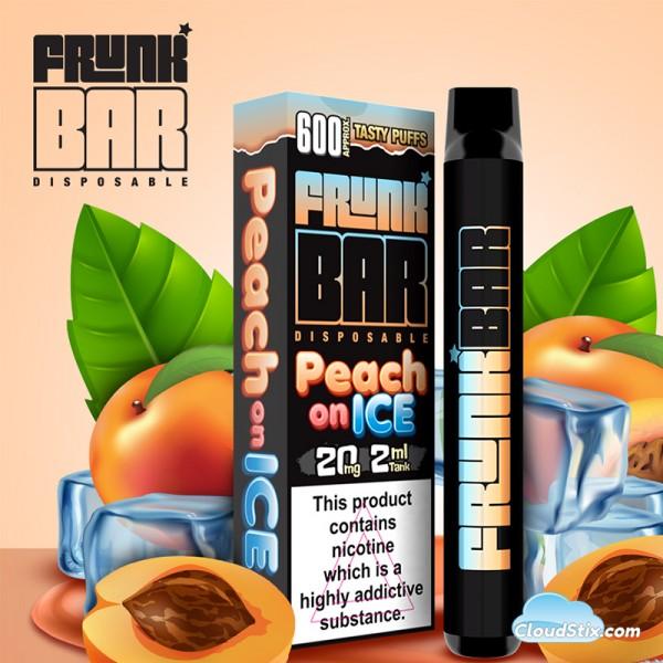 Frunk Bar Peach On Ice