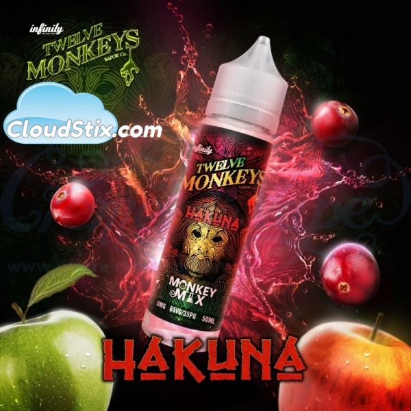 Hakuna 50ml E Liquid