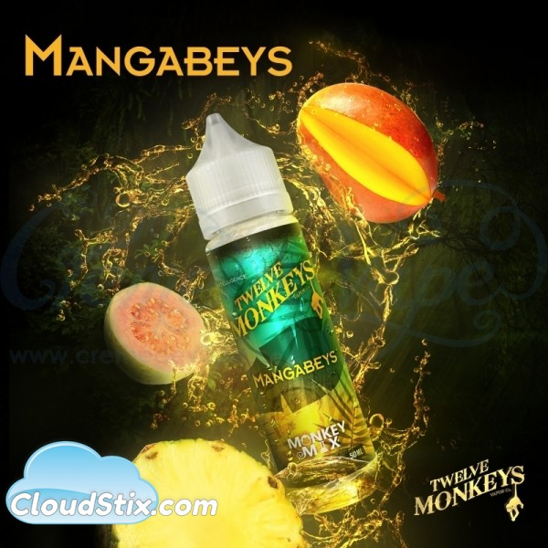 Mangabeys 50ml