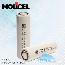 Molicel 21700
