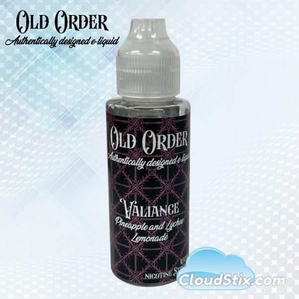 Valiance 120ml E Liquid