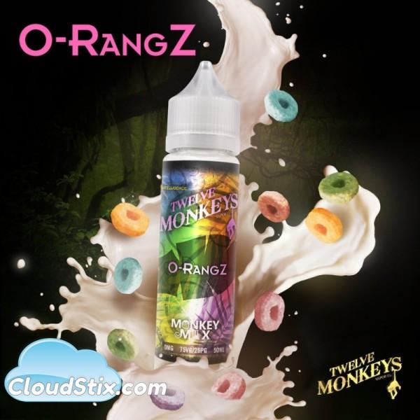 O-Rangz 50ml E Liquid