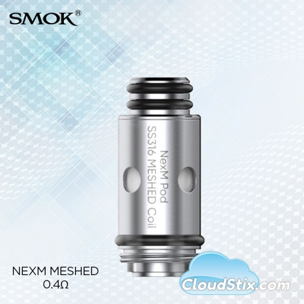 NexMesh SS316 Coils