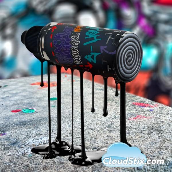 Blackcurrant Liquorice 120ml E Liquid