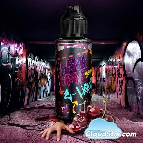 Dark Cherry 120ml E Liquid