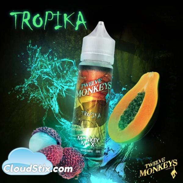 Tropika 50ml E Liquid