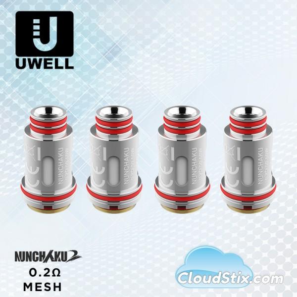 Uwell UN2 0.2 Coils