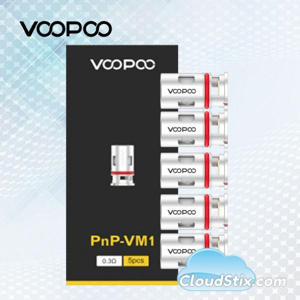 PnP VM1 Coils