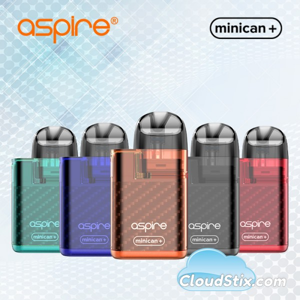 Aspire Minican Plus