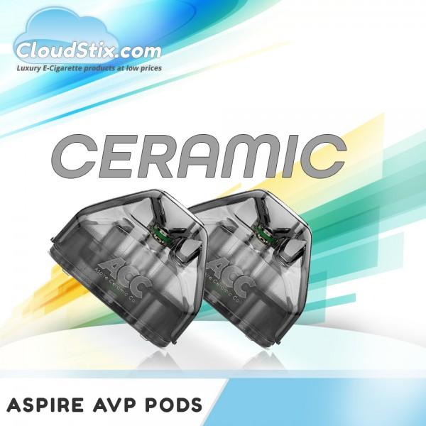 AVP Ceramic Pods