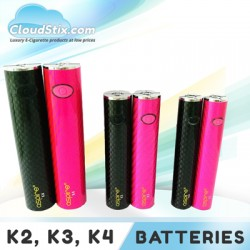 Aspire K Batteries