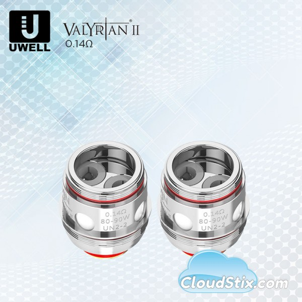 Valyrian 2 Dual Coils