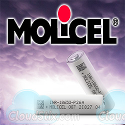 Molicel Batteries