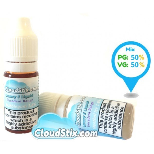 Tobacco ICE Flavoured E Liquid