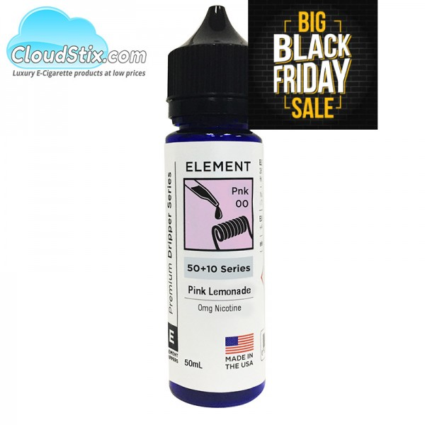 Element Pink Lemonade E Liquid