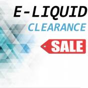 Clearance E Liquid Sale