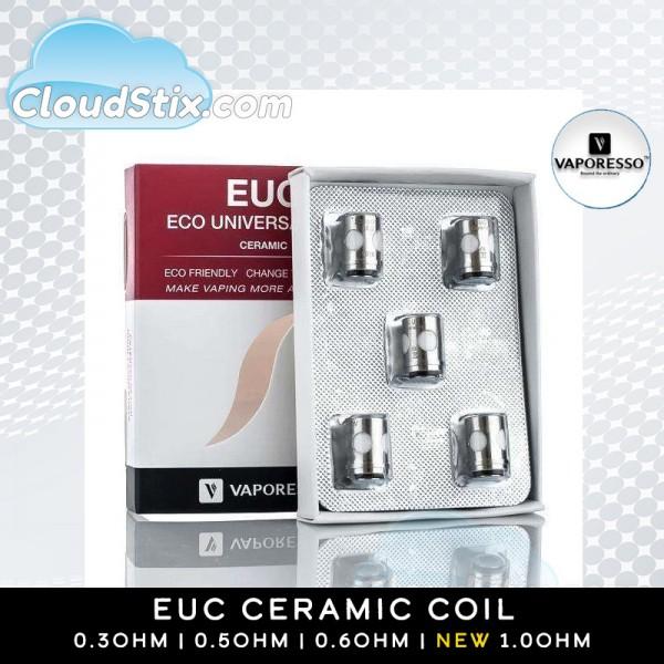 EUC Ceramic Coils