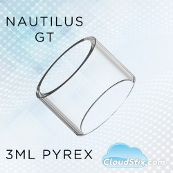 Nautilus GT 3ml Glass