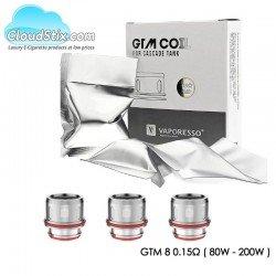 GTM-8 Coils