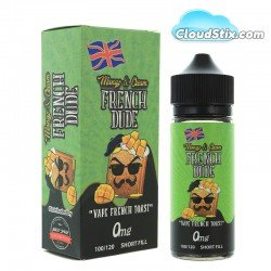 French Dude Mango Cream E Liquid