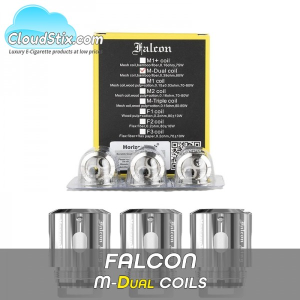 Falcon M-Dual Coils