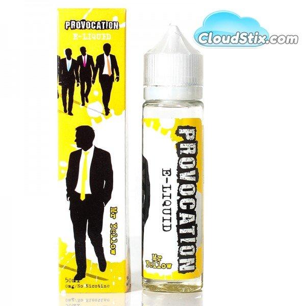 Provocation Mr Yellow E Liquid