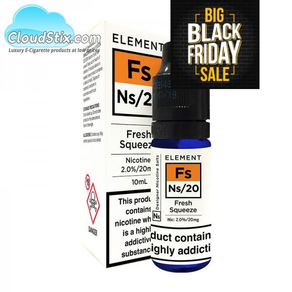 NS 20 Fresh Squeeze E Liquid