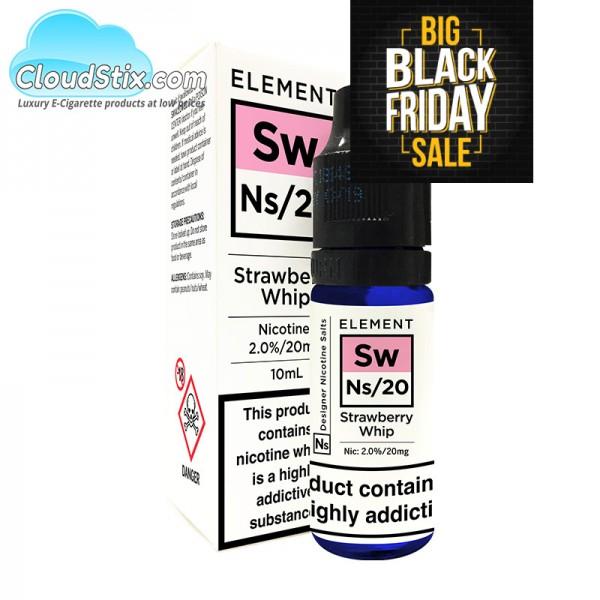 NS 20 Strawberry Whip E Liquid