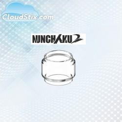 Nunchaku 2 Bubble Glass