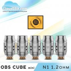OBS Cube Mini N1 Coils