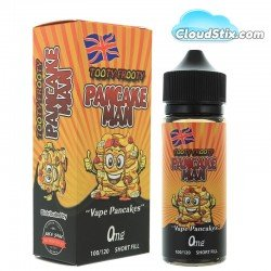 Tooty Fruity Pancake Man E Liquid