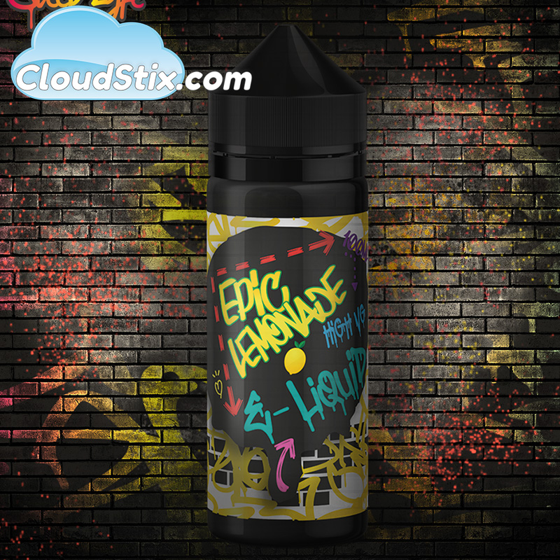 Epic Lemonade 120ml