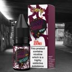 Steep Dark Cherry NS E Liquid
