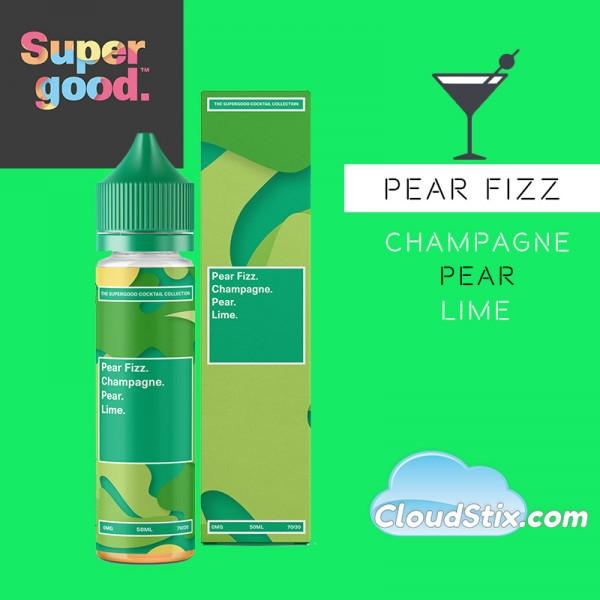 Pear Fizz E Liquid