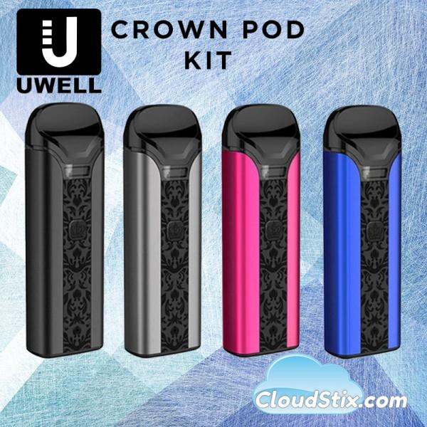 Uwell Crown Pod Kit