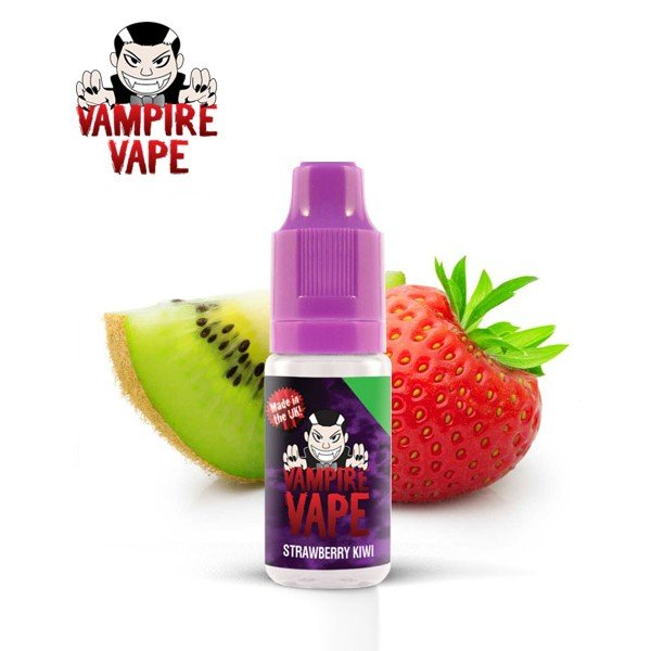 Vampire Vapes - Strawberry and Kiwi