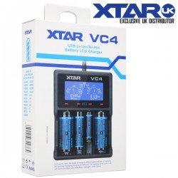 Xtar VC4 4 Bay Charger