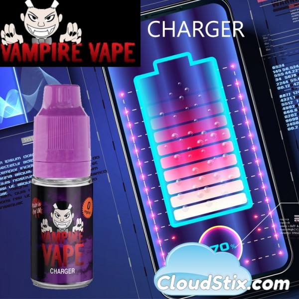 Vampire Vape Charger E Liquid