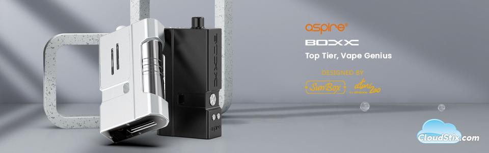 The Aspire Boxx UK CS