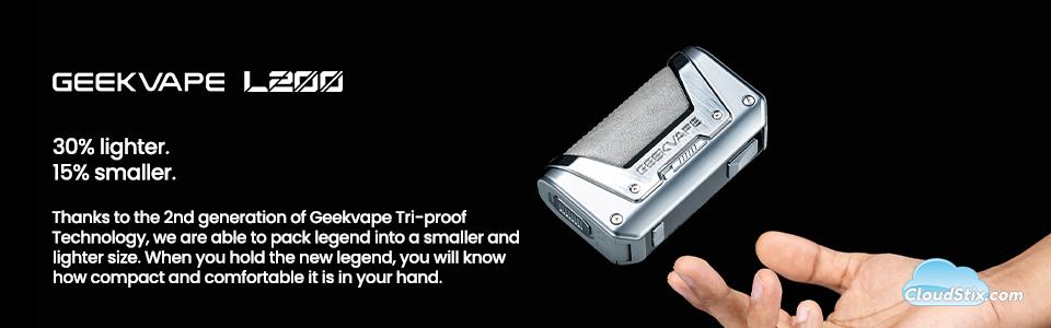 Geek Vape Eagis Legend 2 Kit UK