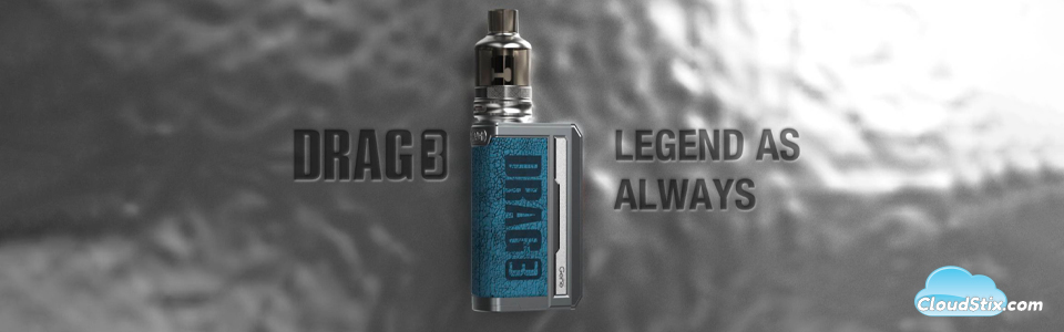 voopoo drag 3 kit uk